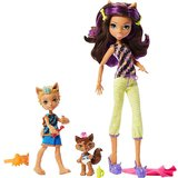Monster High Family Clawdeen Wolf